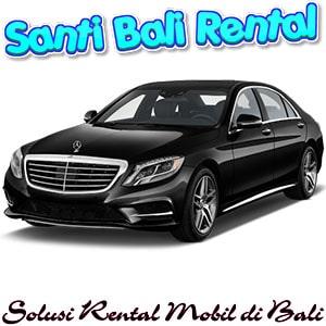 Sewa mobil mewah di bali murah, rental mobil Mercedes Benz di bali buka 24 jam - Santi Bali Rental Mobil